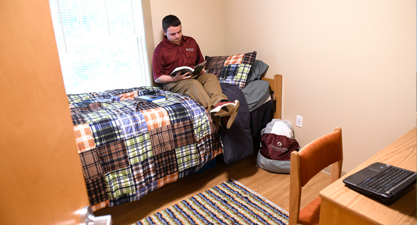 Central Penn College offers single Super Suites