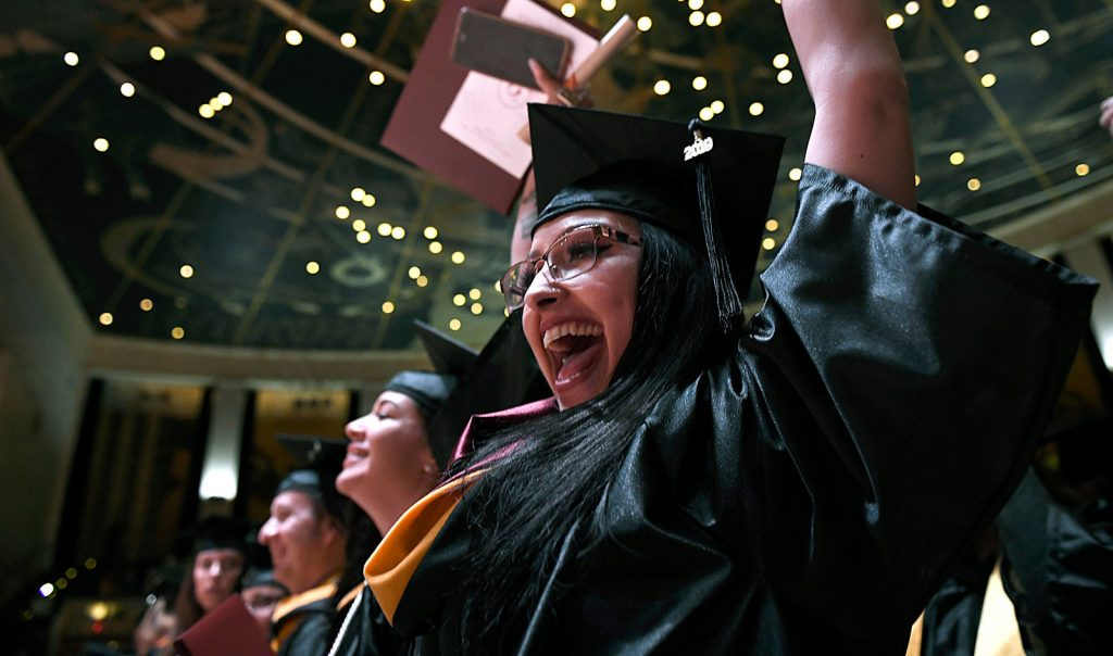 Graduating form Central Penn College is exciting!