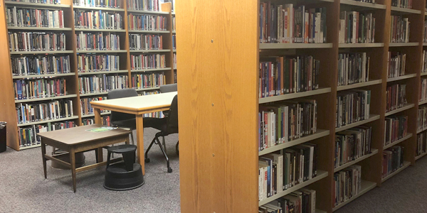 Library Collections at Central Penn College