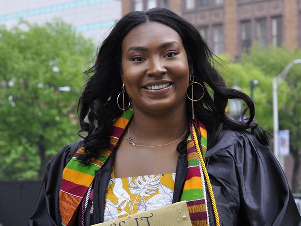 Morgan Littleford Central Penn College Graduate