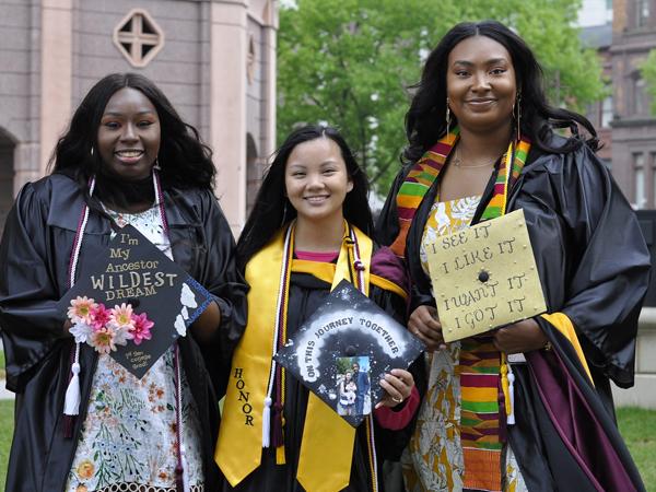 Involved student at Central Penn College Natalie Richards