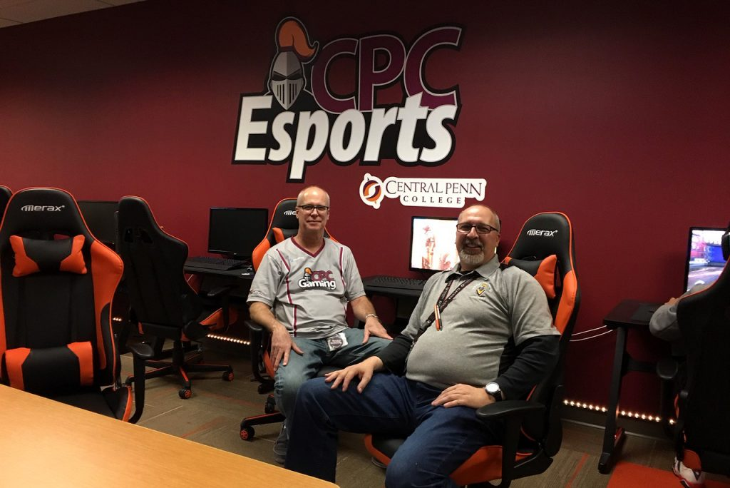 Central Penn College unveils Gaming Center