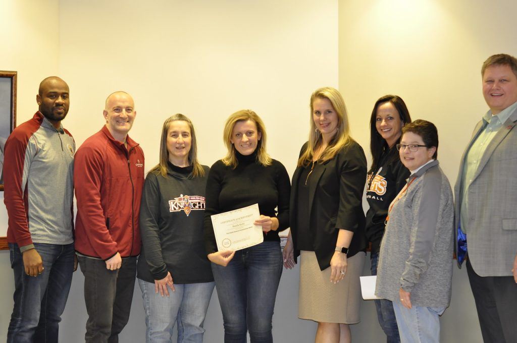 Central Penn College Allied Health Students Earn Recognition