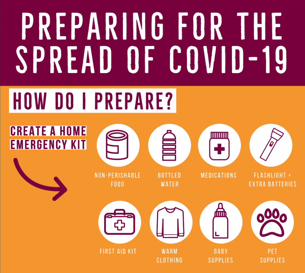Information about the Coronavirus (COVID-19)