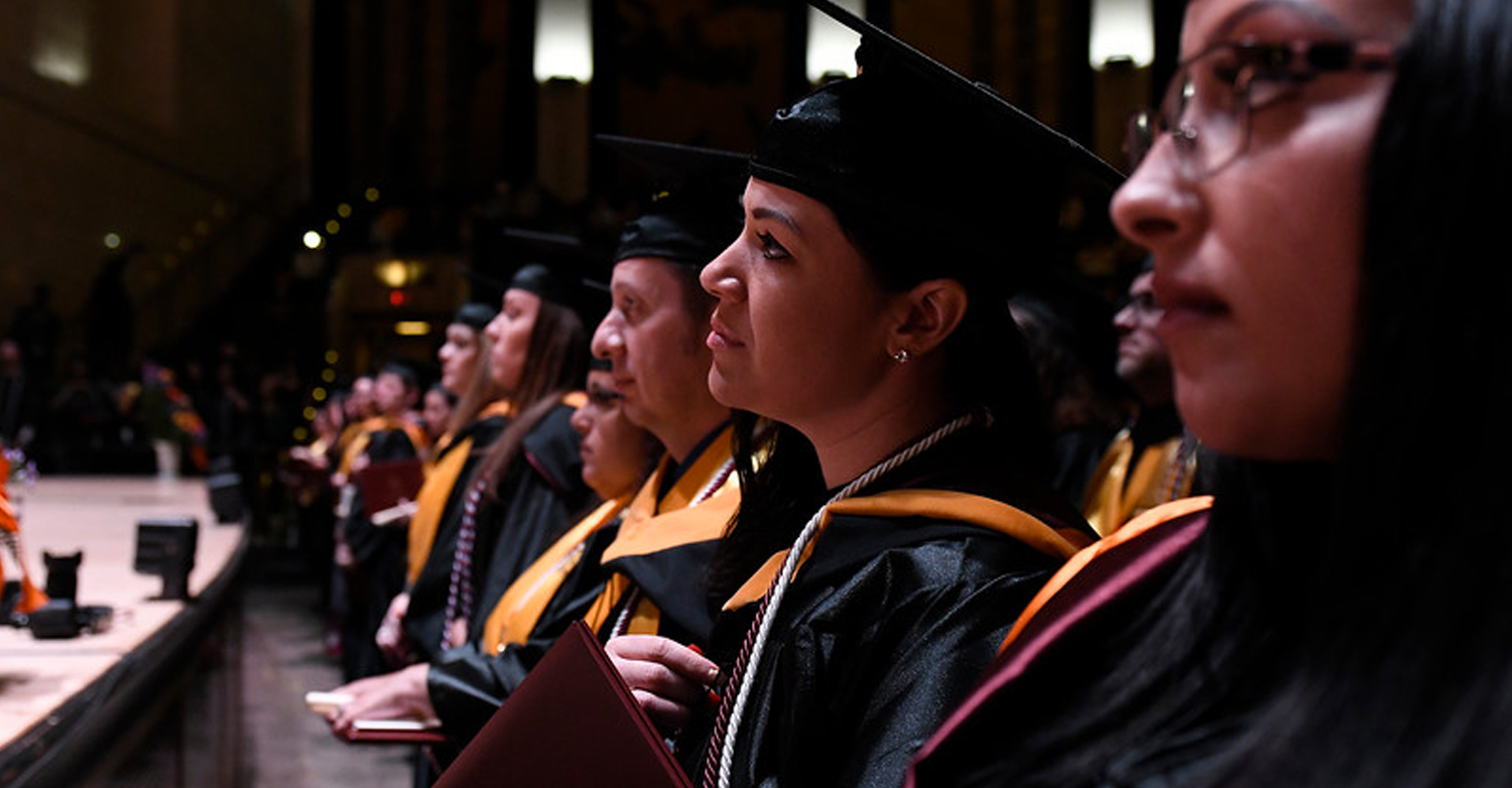 A new survey finds that 90.6% of recent Central Penn College graduates are employed in their chosen field or continuing their education within one year of graduation.