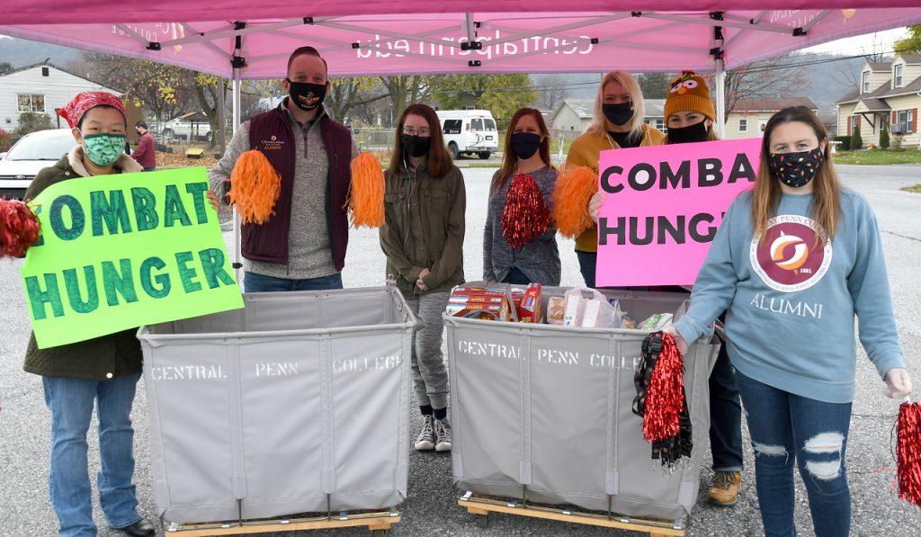Combat Hunger Central Penn