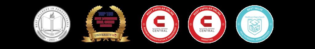 Central Penn College Awards