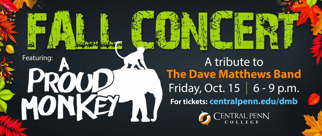 Central Penn College Magical Moments Concert